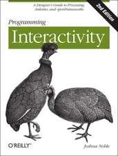 Programming Interactivity, 2e