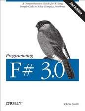 Programming F# 3.0 2e