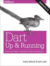 Dart – Up and Running