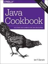 Java Cookbook 3ed