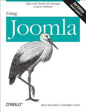 Using Joomla 2ed