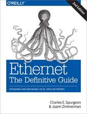 Ethernet: The Definitive Guide 2ed