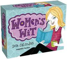 WOMENS WIT 2018 MINI DAYTODAY CALENDAR
