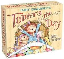 Mary Engelbreit 2019 Day-To-Day Calendar