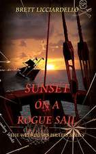 Sunset on a Rogue Sail:  The Official Kris Madden Workbook