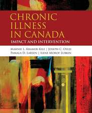 Book Alone: Chronic Illness in Canada: Impact and Intervention