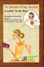 A Gluten-Free Guide:  A Paperback Guide to Give to Friends and Family to Help Prepare Safe and Enjoyable Meals