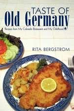 Taste of Old Germany