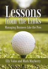 Lessons from the Links