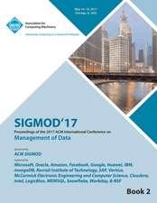 SIGMOD 17 International Conference on Management of Data Vol 2