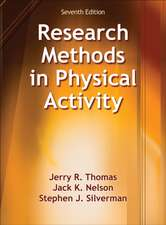 Research Methods in Physical Activity-7th Edition:  Inside the Science of Serves, Nerves, and On-Court Dominance