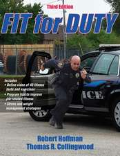 Fit for Duty 3rd Edition with Online Video