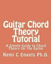 Guitar Chord Theory Tutorial