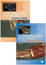 Ultrasound-Guided Nerved Blocks on DVD Version 2:  Upper and Lower Limbs Package for MAC