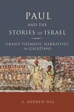 Paul and the Stories of Israel