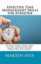 Effective Time Management Skills for Everyone