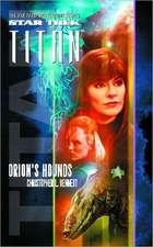 Star Trek: Titan #3: Orion's Hounds