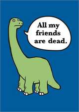 All My Friends Are Dead Felt Journal:  Unsinkable. Undead