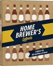 Home Brewer's Labels:  A Journal of Style