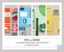 Pen to Paper Notecards