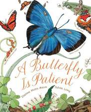 A Butterfly Is Patient:  A Story of Jacques Cousteau