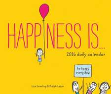 2016 Daily Calendar