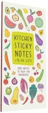 Kitchen Sticky Notes + To-Do Lists