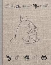 My Neighbor Totoro Sketchbook