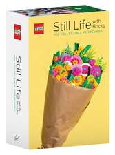 Lego Still Life with Bricks: 100 Collectable Postcards