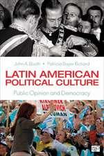 Latin American Political Culture: Public Opinion and Democracy
