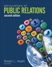 Encyclopedia of Public Relations