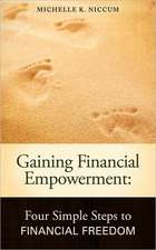 Gaining Financial Empowerment