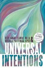 Universal Intentions