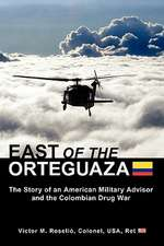 East of the Orteguaza