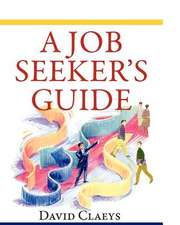 A Job Seeker's Guide