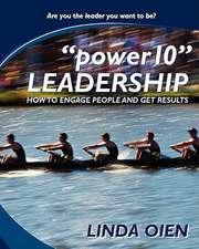 Power10 Leadership