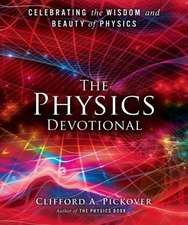 The Physics Devotional