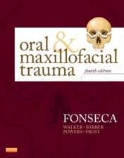 Oral and Maxillofacial Trauma