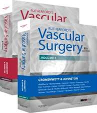 Rutherford's Vascular Surgery, 2-Volume Set