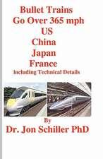 Bullet Trains Go Over 365mph Us, China, Japan, France