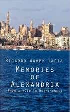 Memories of Alexandria