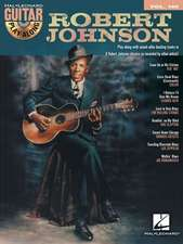 Robert Johnson: Guitar Play-Along Volume 146