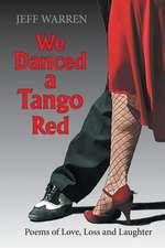 We Danced a Tango Red