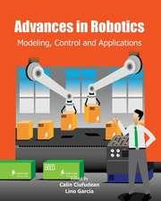 Advances in Robotics