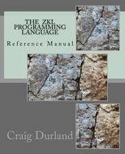 The Zkl Programming Language