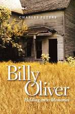 Billy Oliver