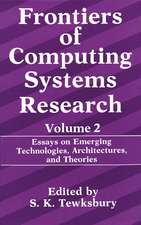 Frontiers of Computing Systems Research: Essays on Emerging Technologies, Architectures, and Theories