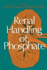 Renal Handling of Phosphate