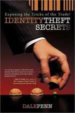 Identity Theft Secrets
