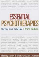 Essential Psychotherapies